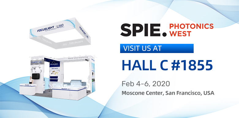 Focuslight Technologies Attends SPIE Photonics West 2020