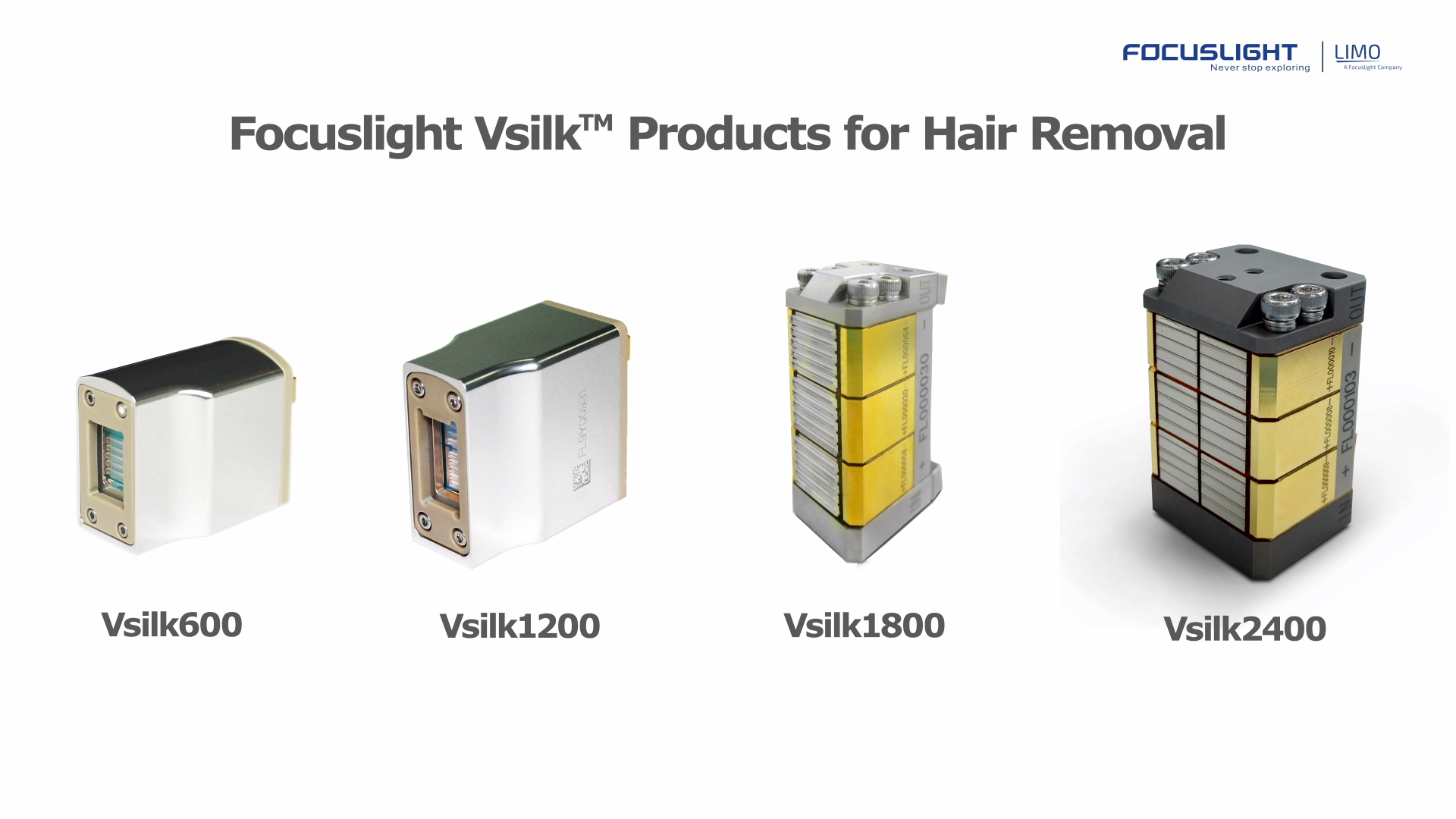 Focuslight's New Vsilk